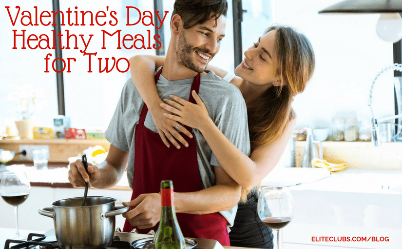 Valentines Day Healthy Meals for Two