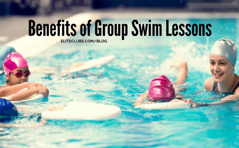 Benefits of Group Swim Lessons