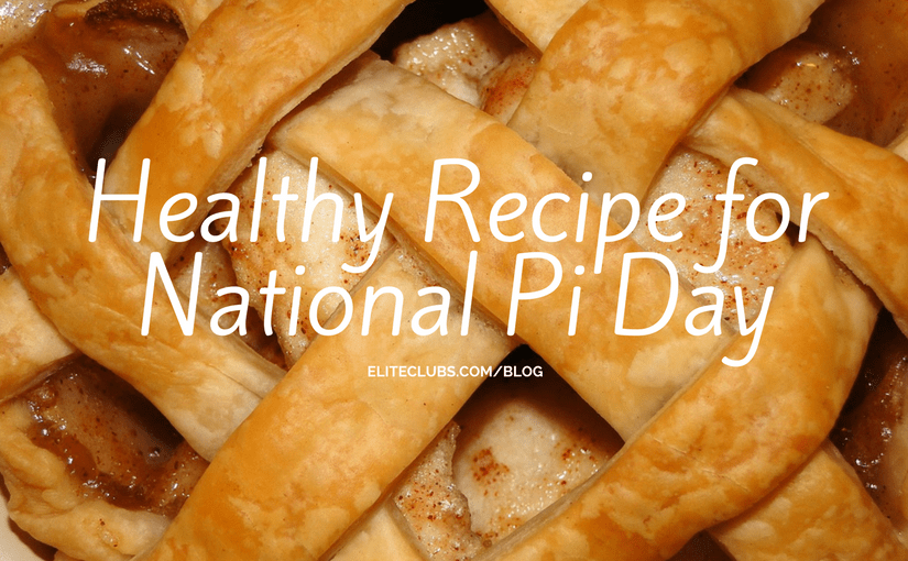 Healthy Recipe for National Pi Day
