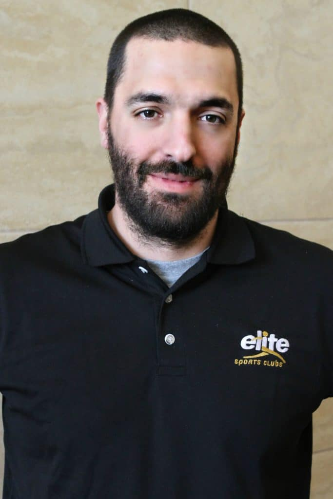 Jason Liegl Certified Personal Trainer at Elite Sports Club - Mequon