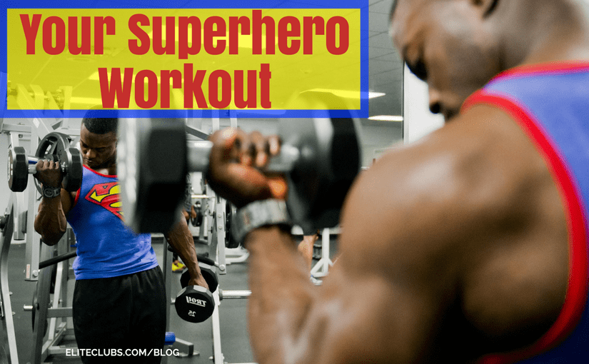 Your Superhero Workout
