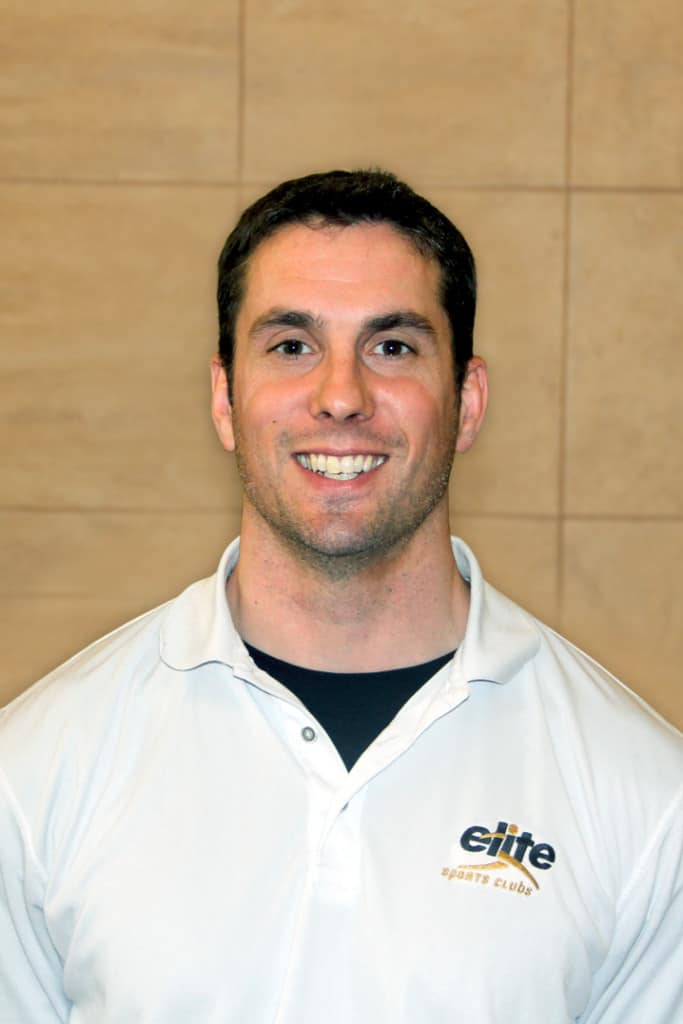 Luke Lewitzke Elite Personal Training Director