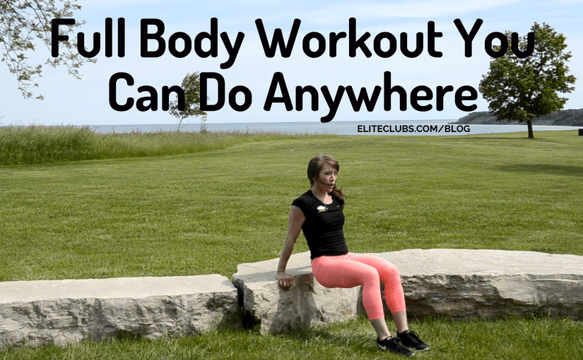 Full Body Workout You Can Do Anywhere