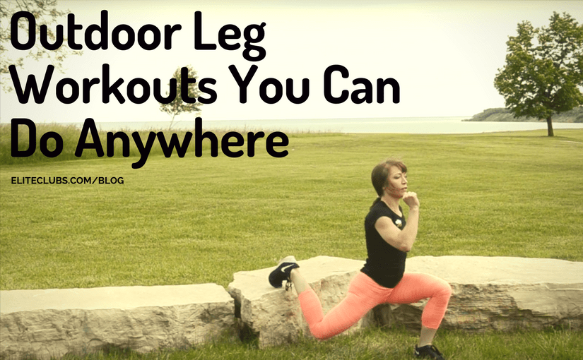 Outdoor Leg Workouts You Can Do Anywhere