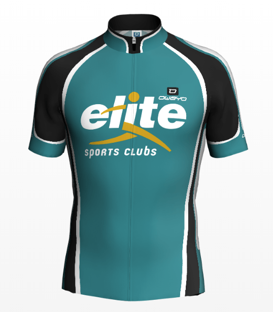 Elite Sports Clubs bike jersey