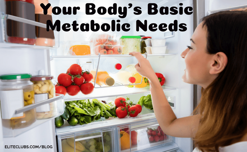 Your Body's Basic Metabolic Needs-2