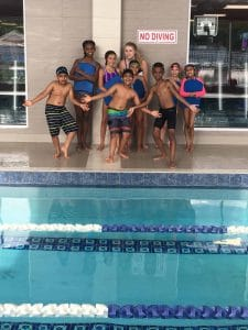 Aquatics Instructor Highlight: Alexis Falci | Elite Sports