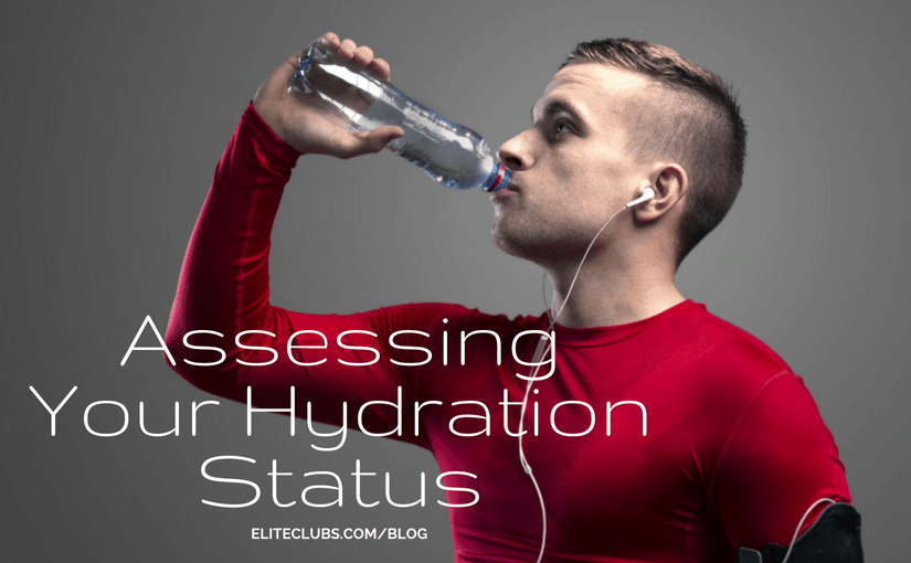 Assessing Your Hydration Status