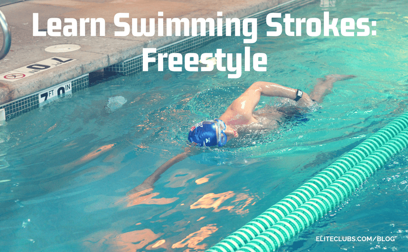 Learn Swimming Strokes - Freestyle
