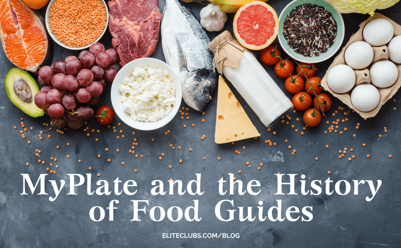 MyPlate and the History of Food Guides