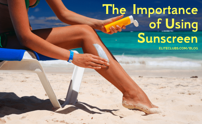 The Importance of Using Sunscreen