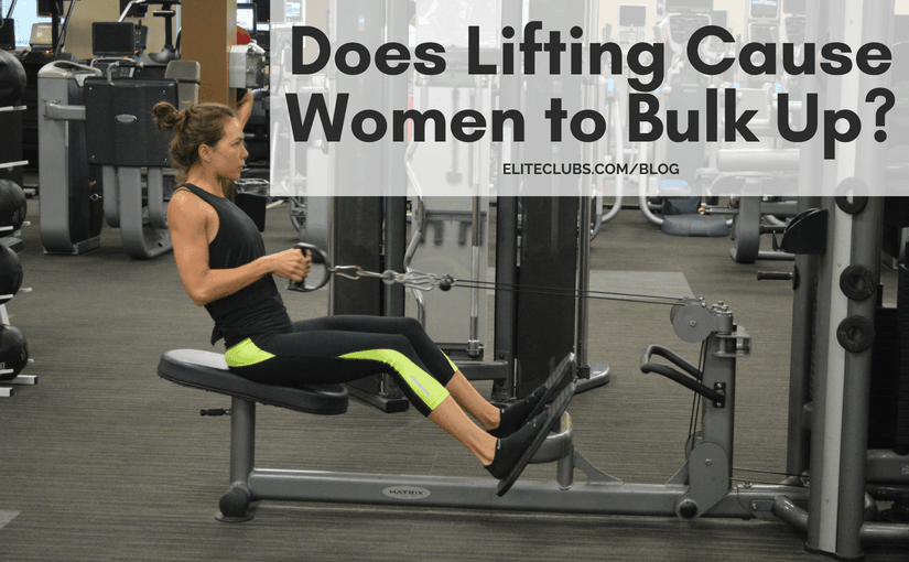 Does Lifting Cause Women to Bulk Up?