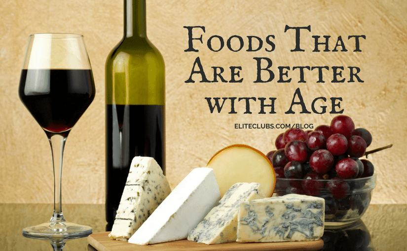 Foods That Are Better with Age