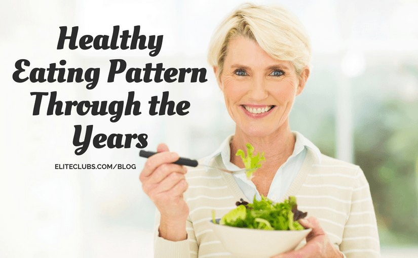 Healthy Eating Pattern Through the Years