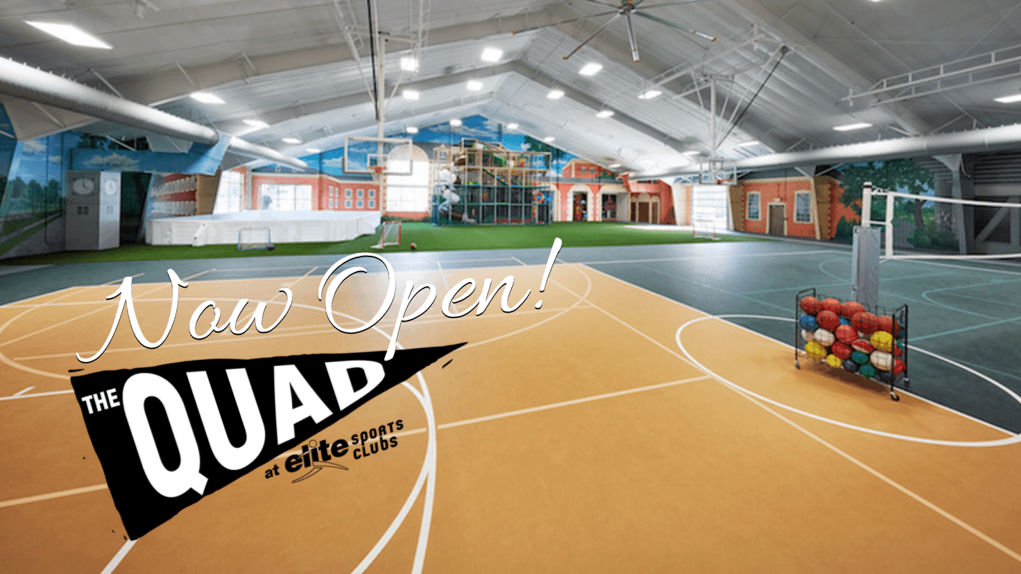 Introducing the Quad at Elite Sports Clubs
