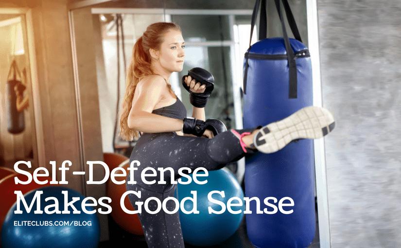 Self-Defense Makes Good Sense