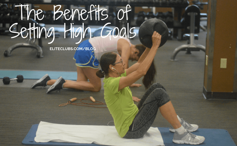 The Benefits of Setting High Goals