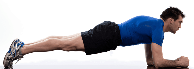 Image result for forearm plank progressions men