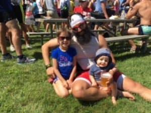 Jason Liegl family