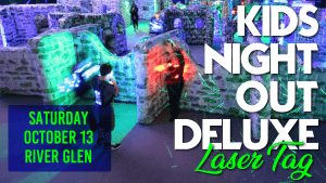 Kids Night Out Laser Tag