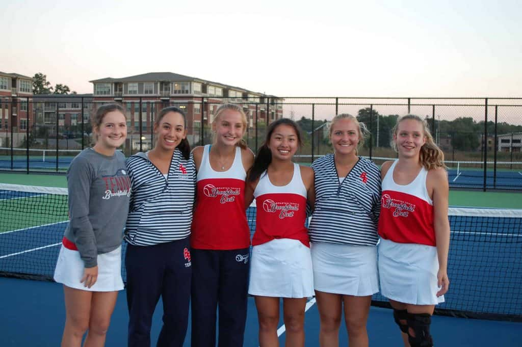 BEHS Girls Tennis