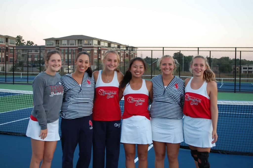 BEHS Girls Tennis