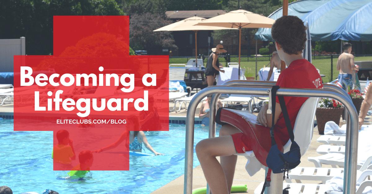 Becoming a Lifeguard