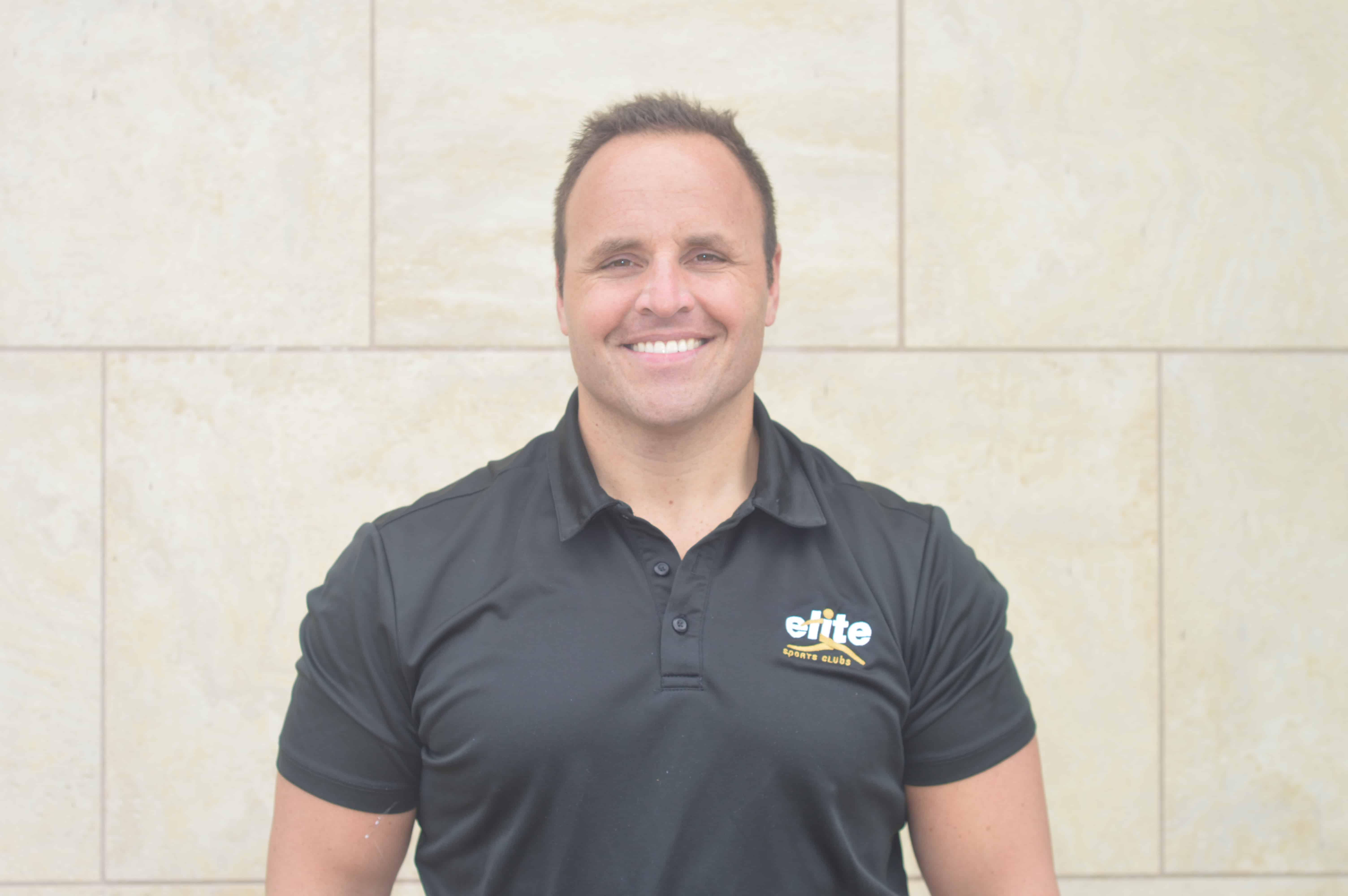 Chris Hajigeorgiou Personal Trainer at Elite Sports Clubs