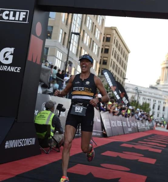 Kristen Dudas - Elite Sports Clubs member and Ironman Finisher