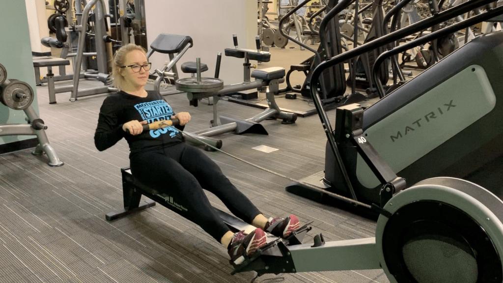 Rowing - Cardio Exercises