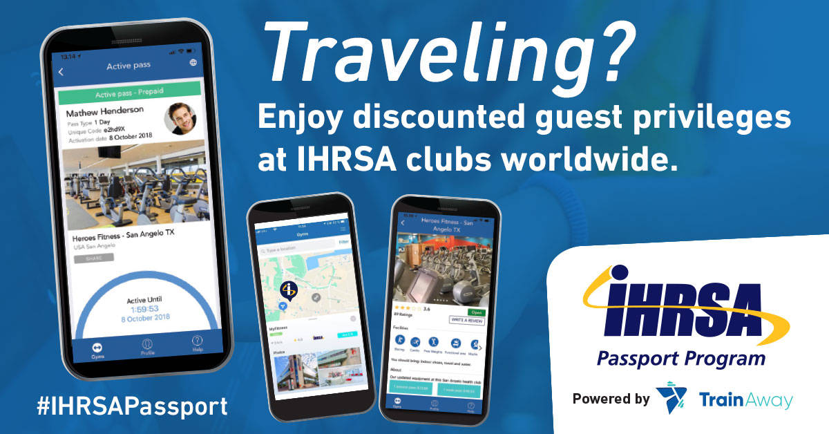 IHRSA Passport - Elite Sports Clubs