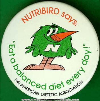 American Dietetics Association Nutribird