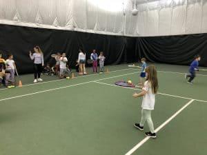 Tennis Birthday at Elite Sports Clubs