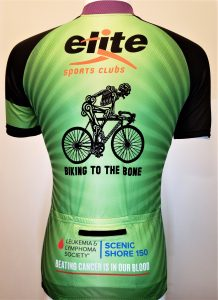 Scenic Shore 150 Elite Jersey 2019 - Back