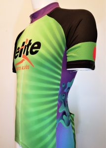 Scenic Shore 150 Elite Jersey 2019 - Side