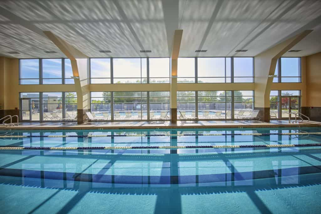 Mequon Indoor swimming pool
