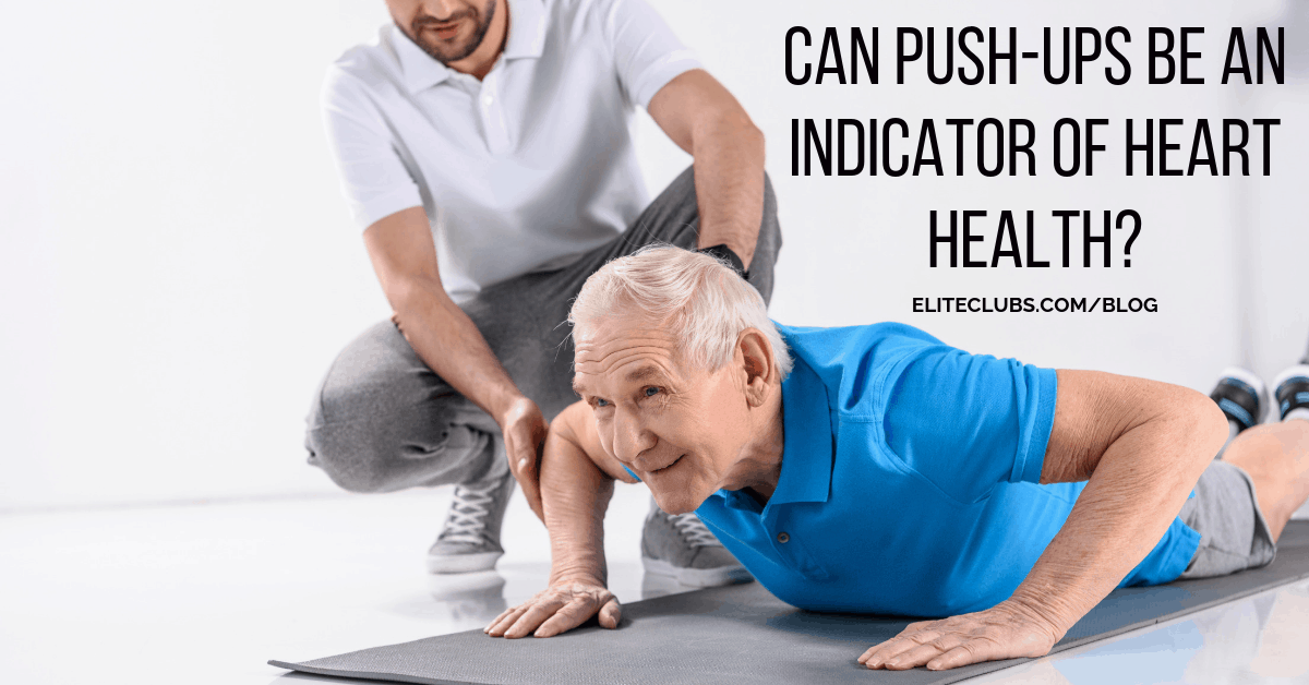 Can Push-Ups Be an Indicator of Heart Health?