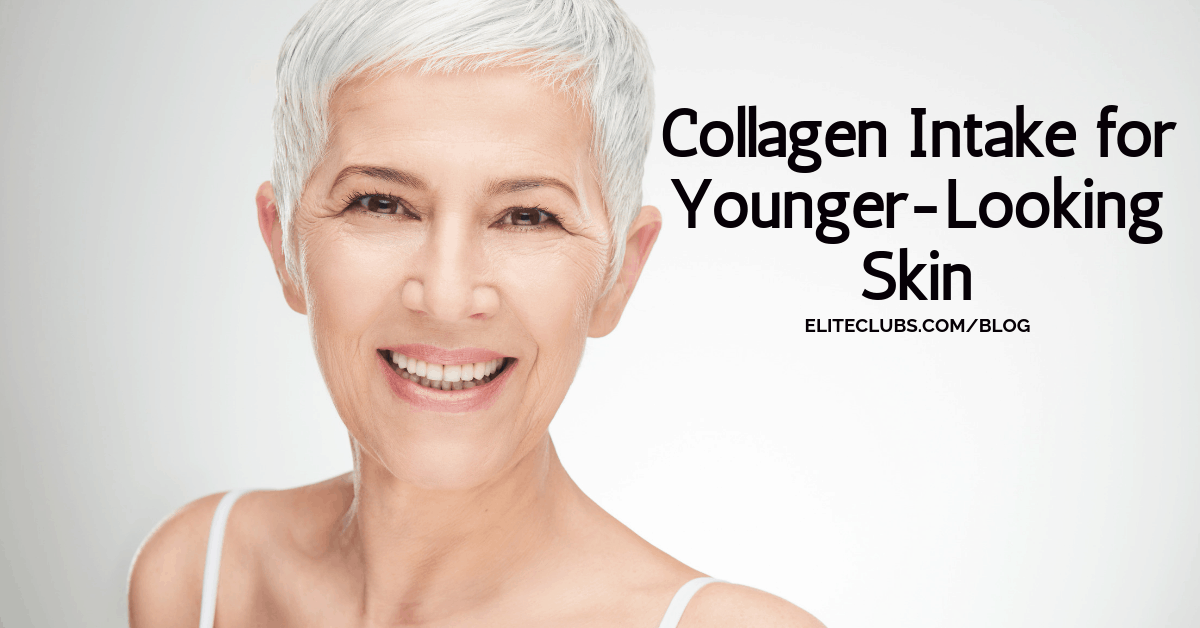Collagen Intake for Younger-Looking Skin