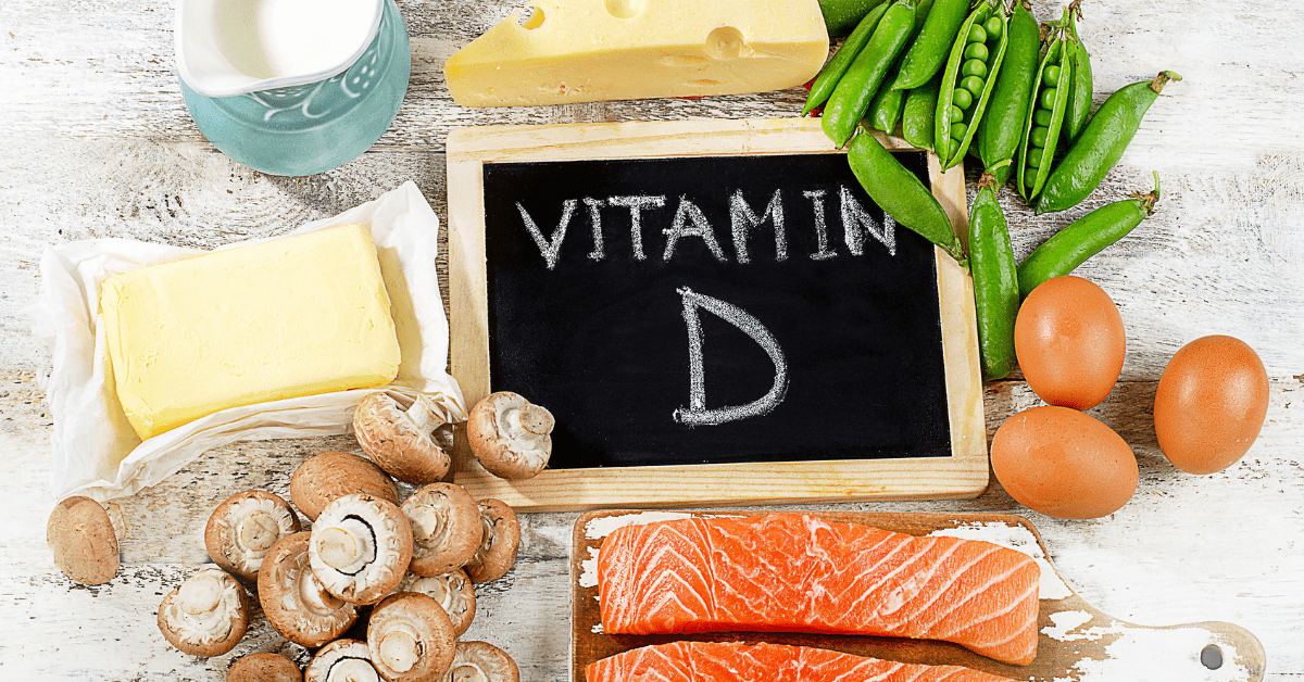 Common Sources of Vitamin D