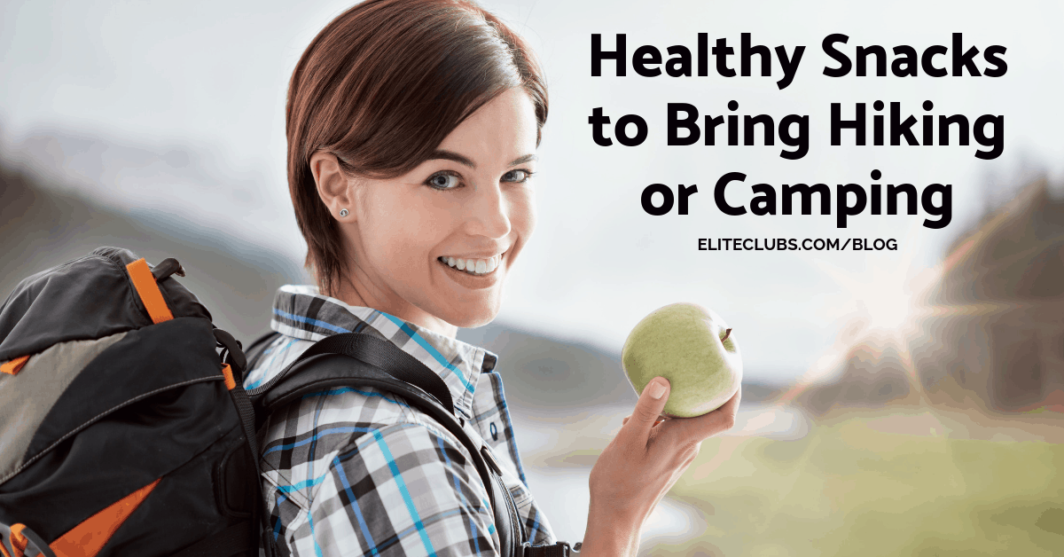 Healthy Snacks to Bring Hiking or Camping