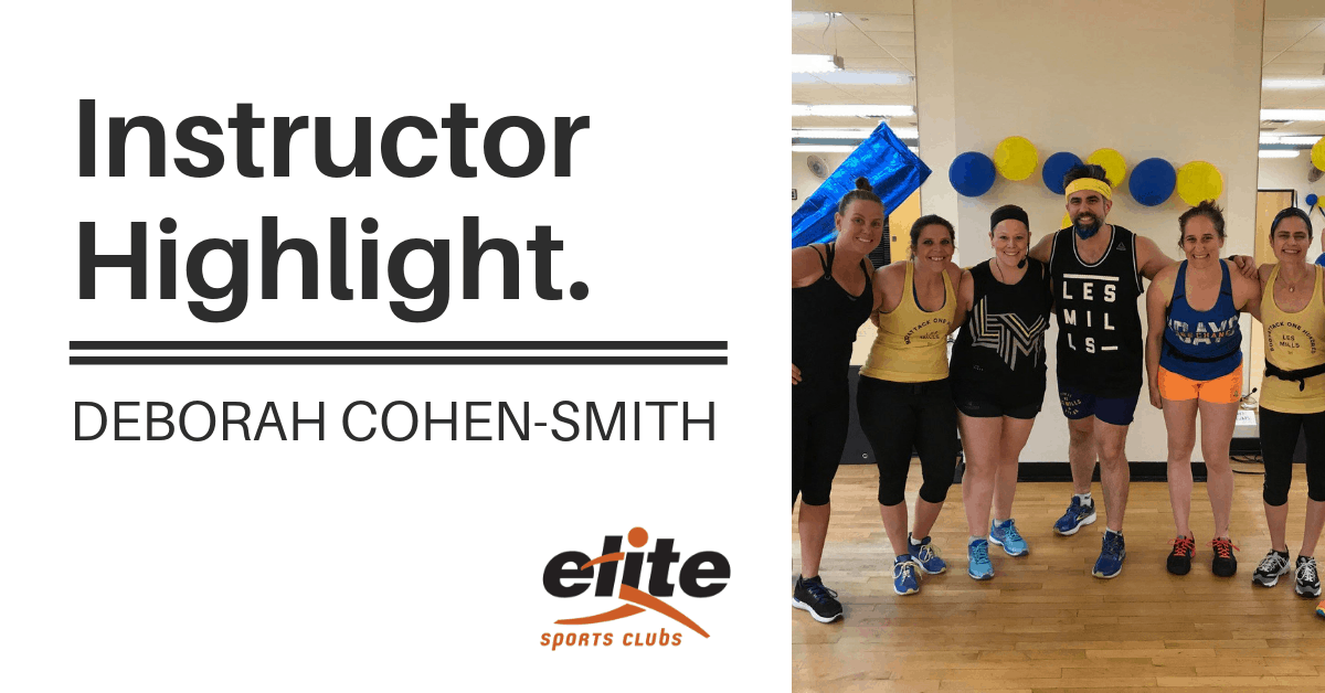 Instructor Highlight - Deborah Cohen-Smith
