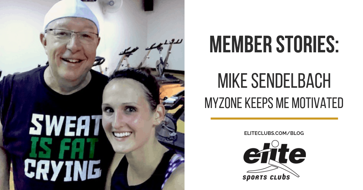 Member Stories - Mike Sendelbach - MyZone Keeps Me Motivated