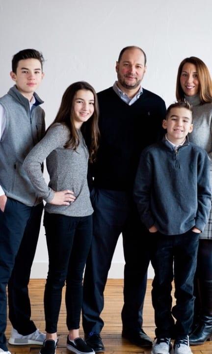 Carey Bongard family