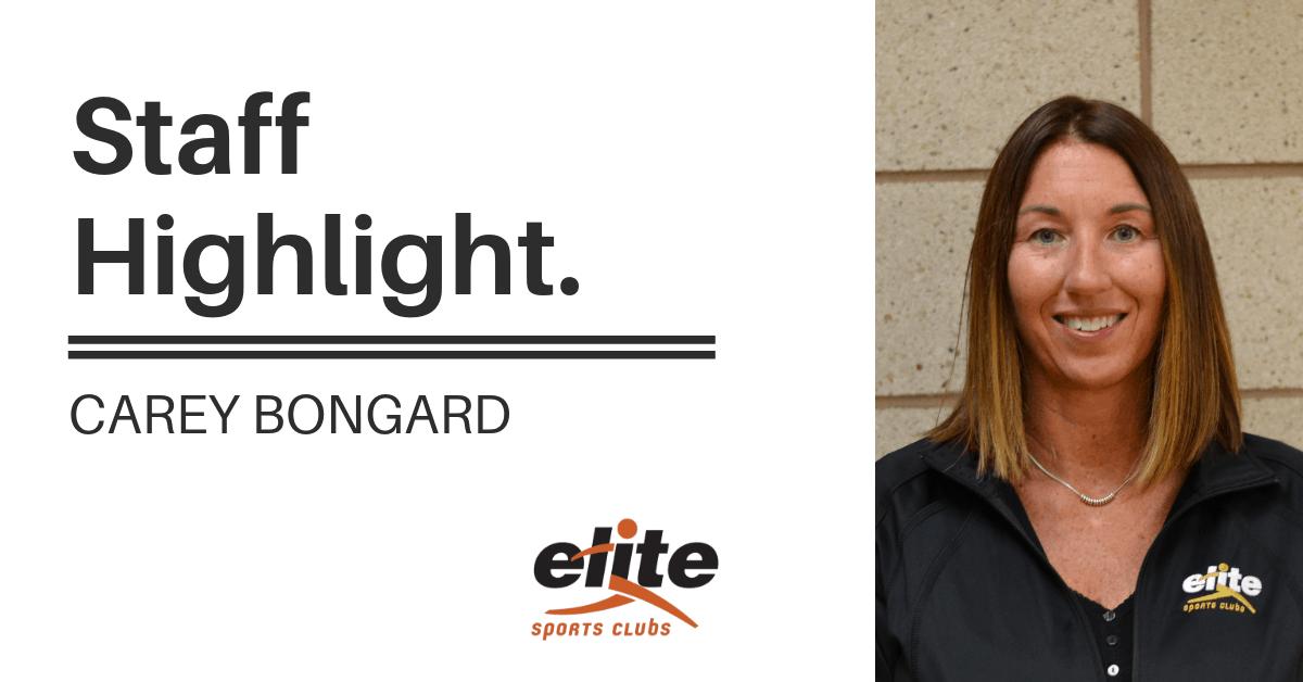 Staff Highlight - Carey Bongard