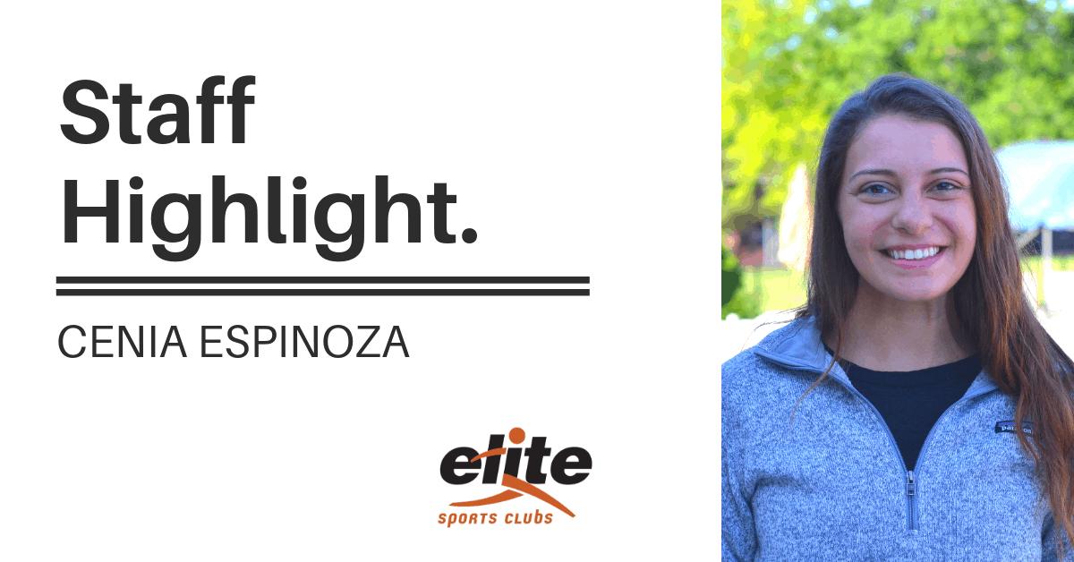 Staff Highlight - Cenia Espinoza