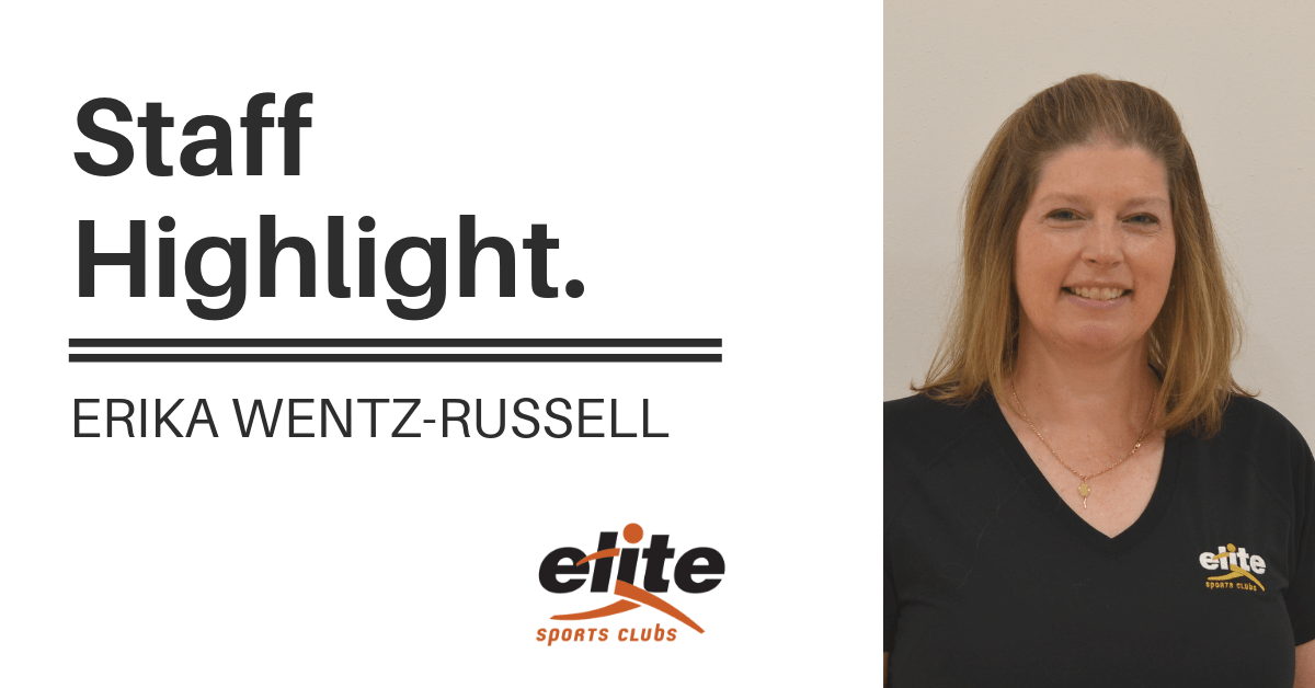 Staff Highlight - Erika Wentz-Russell