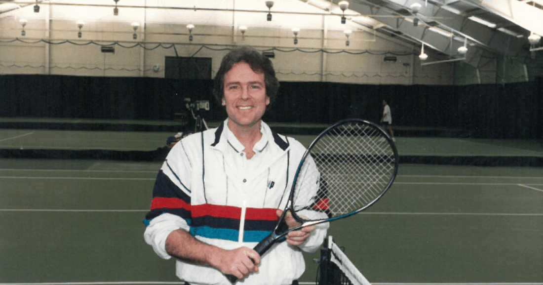 Wally Bronson Tennis Pro
