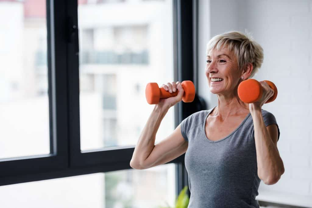 Fitness Over 50 - Muscle Conditioning