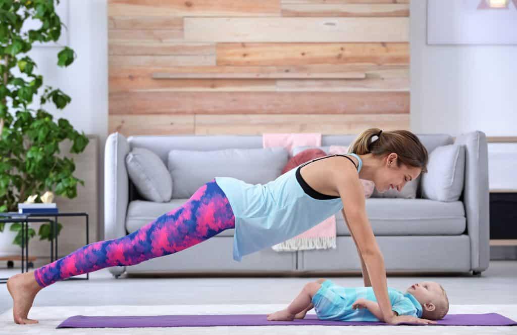 postpartum training