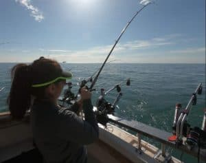 Jamie Wimberly - Elite Sports Clubs Instructor - fishing